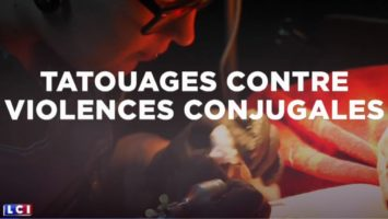 tatouage conter violence conjugale
